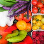 Gartenimpressionen - Verschiedene Gemüse