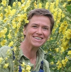 Erdmuthe Weißer - Expertin für Bioanbau